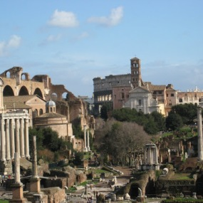 The Forums - Rome