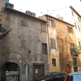 My Street in Rome