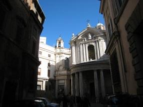 Santa Maria Della Pace - 100 m. from my apartment in Rome
