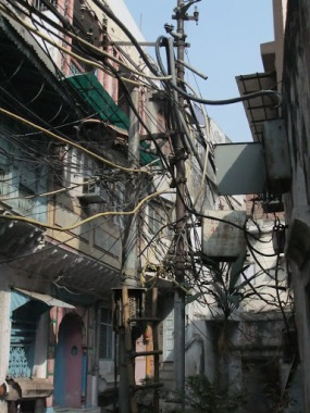 Delhi Electrical System!