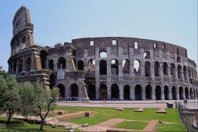 The Eternal City - Coliseum