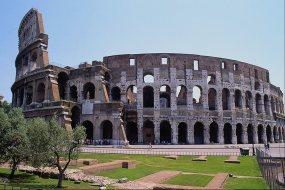 The Eternal City - Coliseum