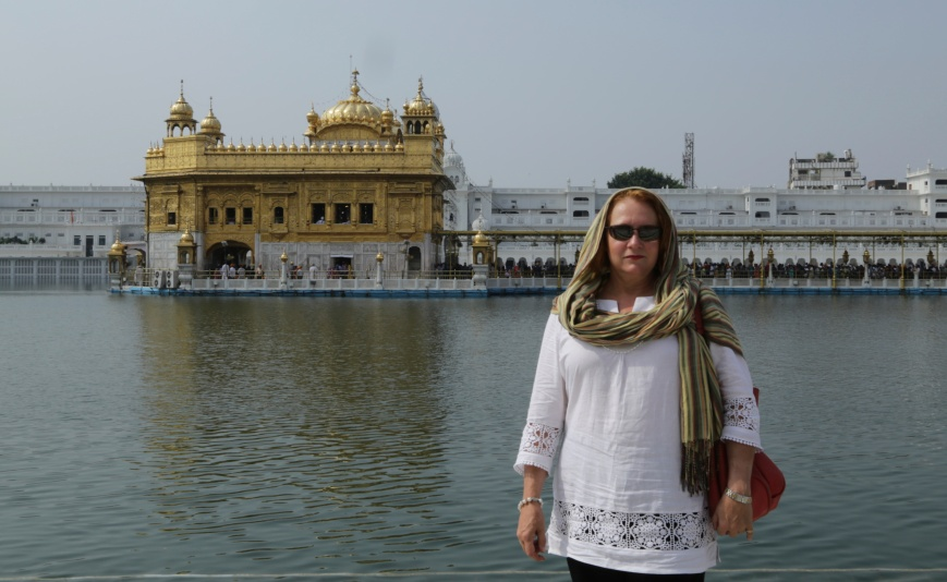 Back To The Golden Temple
