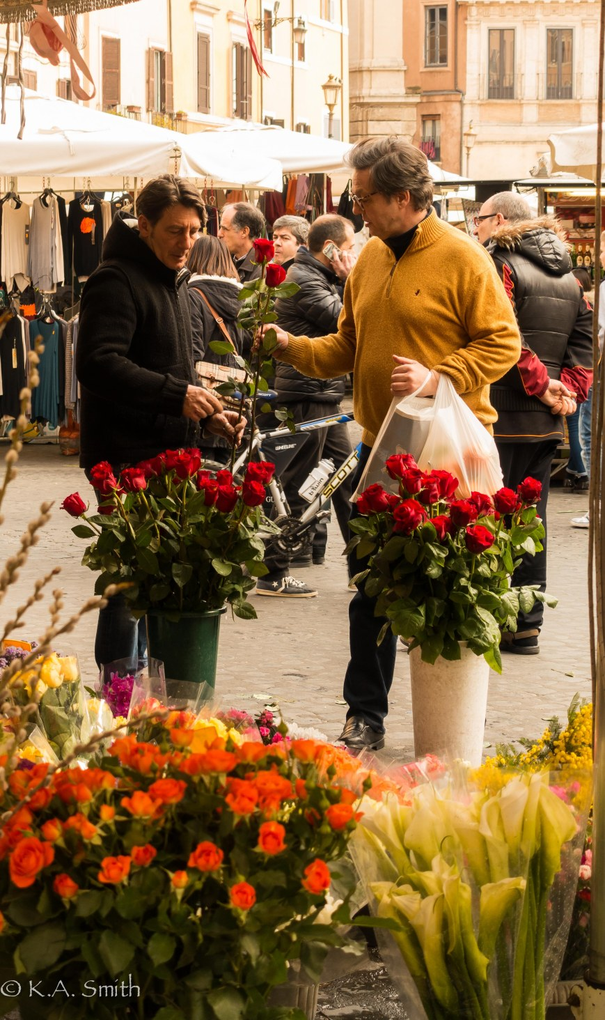 Saint Valentine's Day transactions