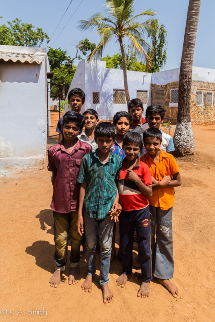 These are the newest boys at Nilakottai  Boys Town and we wrote up all their profiles - a heart wrenching process which stayed with us for a long time.